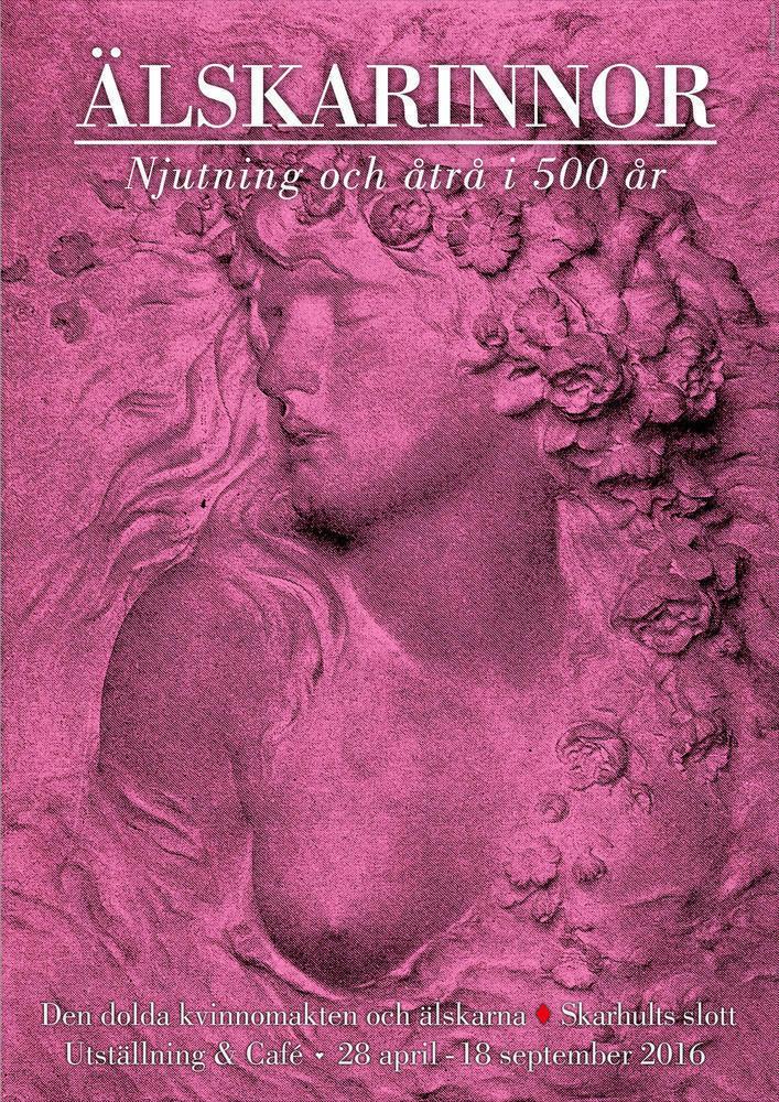 Hamlets älskade Ofelia, skulptur Sarah Bernhard