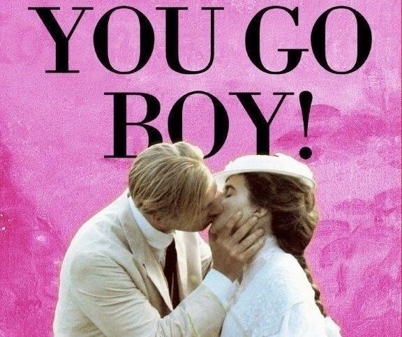 You go boy! Utställning öppen till 14 oktober 2018