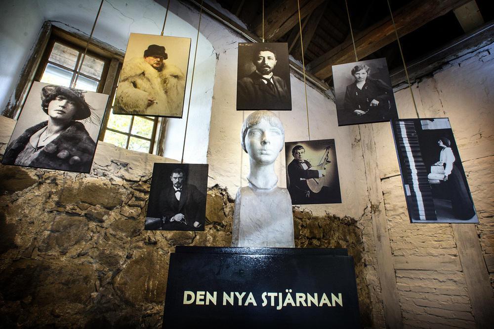 Utställning om den färgstarka pionjären och kvinnokämpen Ester Blenda Nordström pågick 24 maj - 29 september 2019.