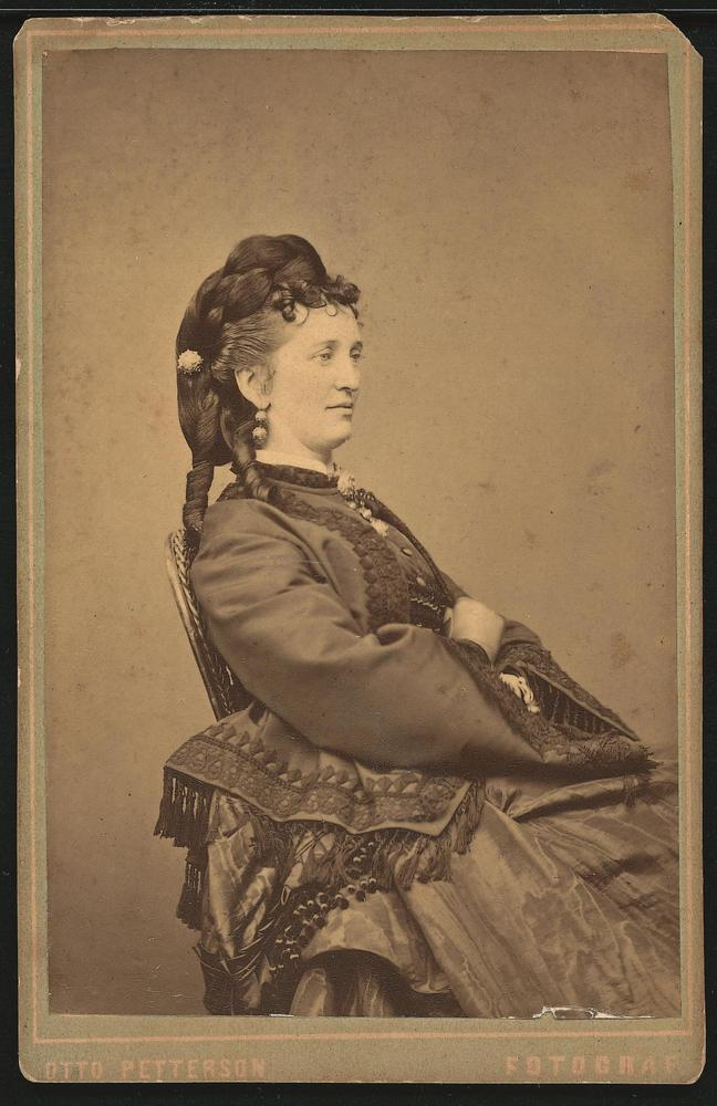 Ingeborg Rosenkrantz. Photo by Otto Pettersson.