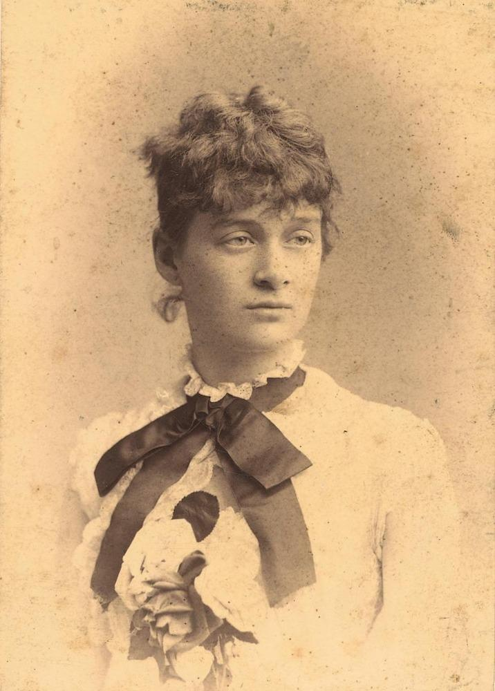 Elisabeth von Schwerin. Photo by Petersen & son, Copenhagen.